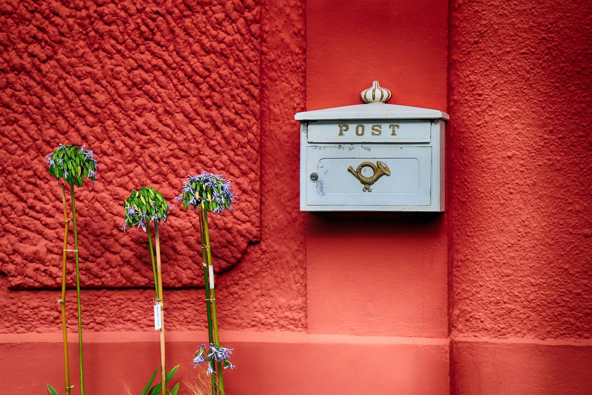 domiciliation boite postale entreprise